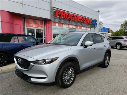2018 Mazda CX-5 GX (Stk: J0367501) in Sarnia - Image 1 of 21