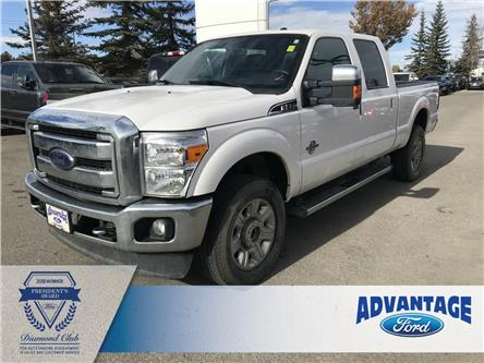 2016 Ford F-350 Lariat (Stk: K-1716A) in Calgary - Image 1 of 23