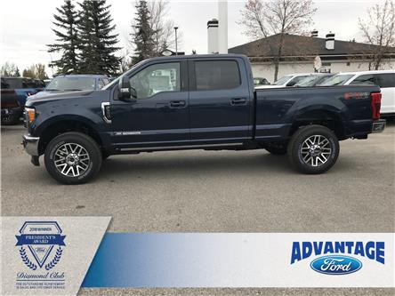 2019 Ford F-350 Lariat (Stk: K-2247) in Calgary - Image 2 of 6