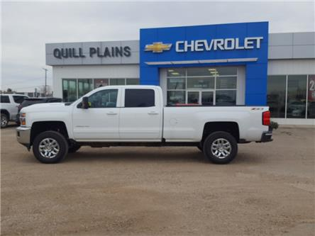 2019 Chevrolet Silverado 3500HD LT (Stk: 19P059) in Wadena - Image 1 of 14