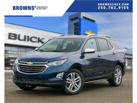 2020 Chevrolet Equinox Premier (Stk: T20-849) in Dawson Creek - Image 1 of 17