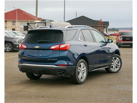 2020 Chevrolet Equinox Premier (Stk: T20-849) in Dawson Creek - Image 2 of 17