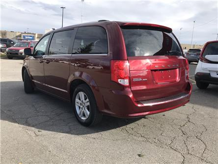 2018 Dodge Grand Caravan Crew (Stk: P0410) in Calgary - Image 2 of 20