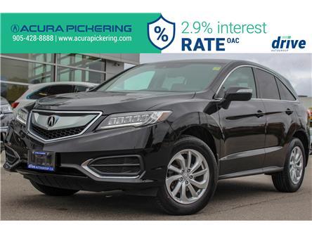 2017 Acura RDX Tech (Stk: AP4997) in Pickering - Image 1 of 34