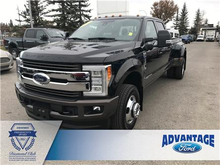 2017 Ford F-350 XL (Stk: K-2412A) in Calgary - Image 1 of 29