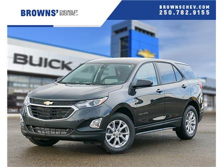 2020 Chevrolet Equinox LS (Stk: T20-853) in Dawson Creek - Image 1 of 16