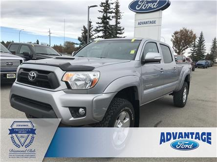 2014 Toyota Tacoma V6 (Stk: K-2446A) in Calgary - Image 1 of 20