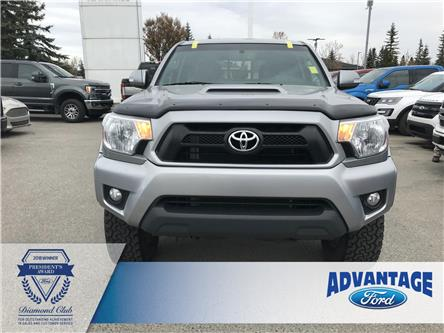 2014 Toyota Tacoma V6 (Stk: K-2446A) in Calgary - Image 2 of 20