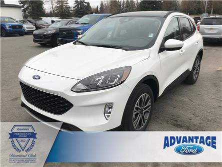 2020 Ford Escape SEL (Stk: L-031) in Calgary - Image 1 of 6