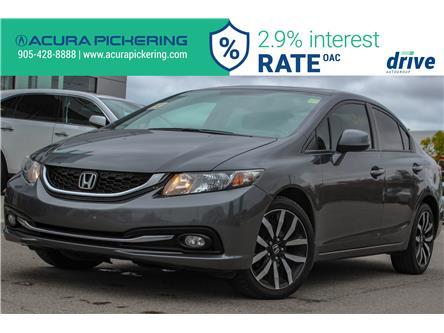 2013 Honda Civic Touring (Stk: AP5008) in Pickering - Image 1 of 20