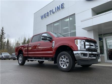 2019 Ford F-350 XLT (Stk: 4214) in Vanderhoof - Image 1 of 24