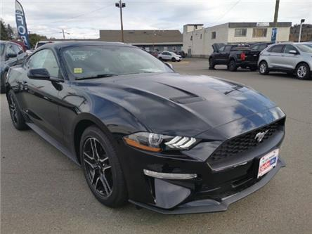 2019 Ford Mustang EcoBoost (Stk: 19C003) in Quesnel - Image 1 of 14