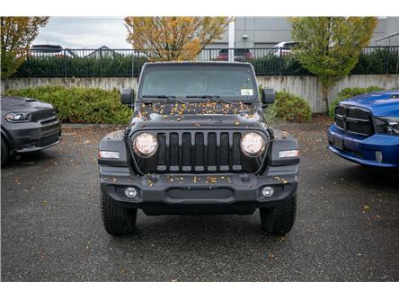 2020 Jeep Wrangler Sport (Stk: L155147) in Abbotsford - Image 2 of 23