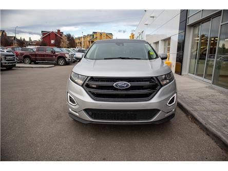 2017 Ford Edge Sport (Stk: B81516) in Okotoks - Image 2 of 22