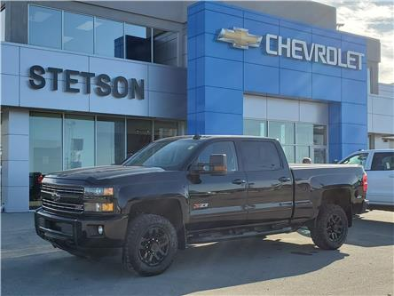 2017 Chevrolet Silverado 2500HD LT (Stk: P2550) in Drayton Valley - Image 1 of 13