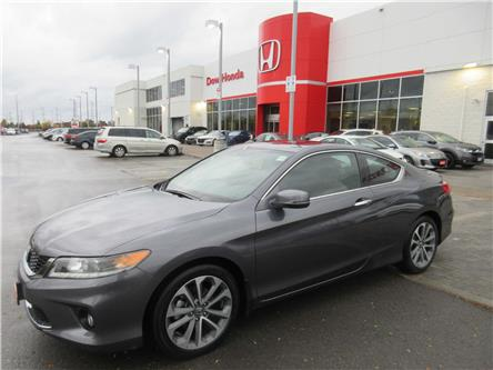 2015 Honda Accord EX-L-NAVI V6 (Stk: VA3681) in Ottawa - Image 1 of 20