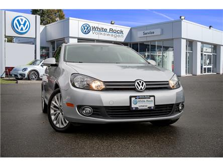 2014 Volkswagen Golf 2.0 TDI Wolfsburg Edition (Stk: VW0998) in Vancouver - Image 1 of 19