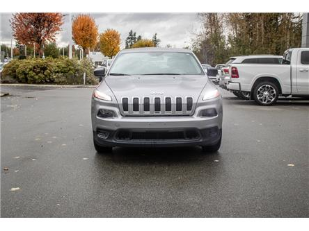 2016 Jeep Cherokee Sport (Stk: K711628A) in Abbotsford - Image 2 of 27