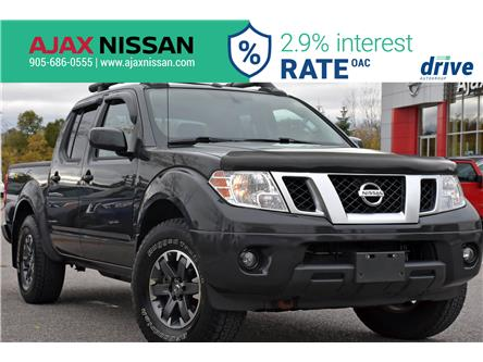 2014 Nissan Frontier PRO-4X (Stk: P4245RA) in Ajax - Image 1 of 33