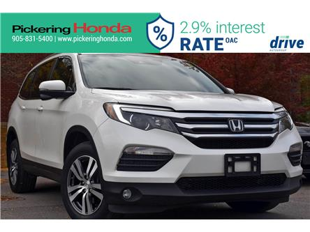 2016 Honda Pilot EX-L Navi (Stk: P5336) in Pickering - Image 1 of 33