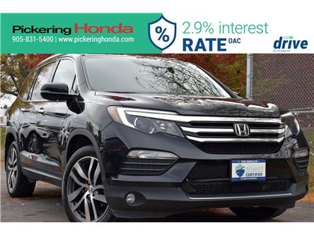 2017 Honda Pilot Touring (Stk: P5295) in Pickering - Image 1 of 37