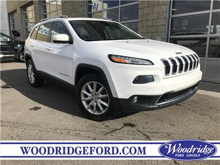 2014 Jeep Cherokee Limited (Stk: 17321) in Calgary - Image 1 of 21