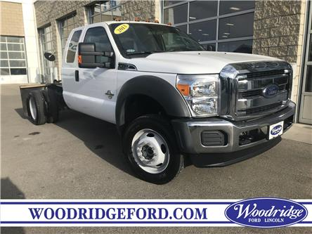 2013 Ford F-550 Chassis XL (Stk: 17343) in Calgary - Image 1 of 16