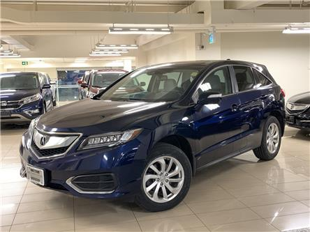 2017 Acura RDX Tech (Stk: AP3437) in Toronto - Image 1 of 34