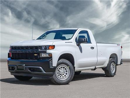 2020 Chevrolet Silverado 1500 Work Truck (Stk: L137487) in Scarborough - Image 1 of 20