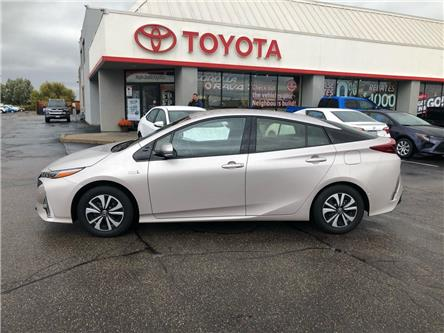 2018 Toyota Prius Prime  (Stk: 1909752) in Cambridge - Image 1 of 15
