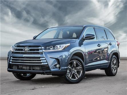 2019 Toyota Highlander Limited (Stk: 9HG968) in Georgetown - Image 1 of 23