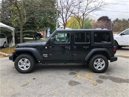 2020 Jeep Wrangler Unlimited Sport (Stk: 204017) in Toronto - Image 2 of 17