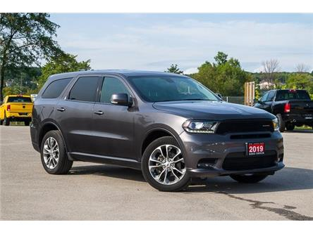 2019 Dodge Durango GT (Stk: 26945UR) in Barrie - Image 1 of 30