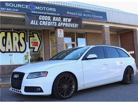 2012 Audi A4 2.0T (Stk: 114210) in Brampton - Image 1 of 11