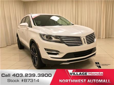 2017 Lincoln MKC Reserve (Stk: B7314) in Calgary - Image 1 of 30