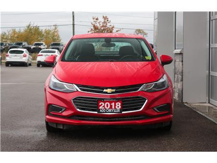 2018 Chevrolet Cruze Premier Auto (Stk: 10591U) in Innisfil - Image 2 of 22
