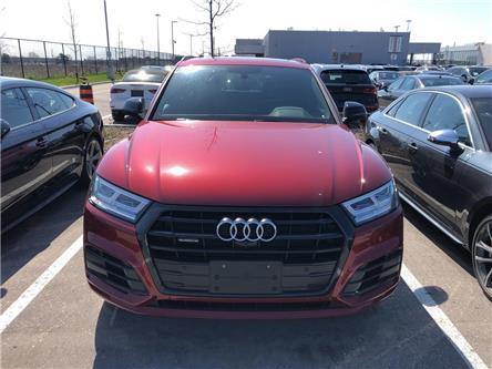 2019 Audi Q5 45 Progressiv (Stk: 50730) in Oakville - Image 2 of 5