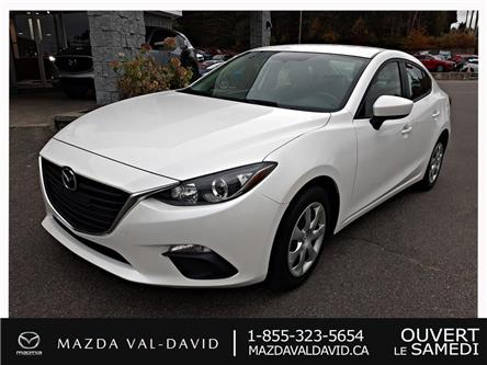 2015 Mazda Mazda3 GX (Stk: B1719) in Val-David - Image 1 of 21