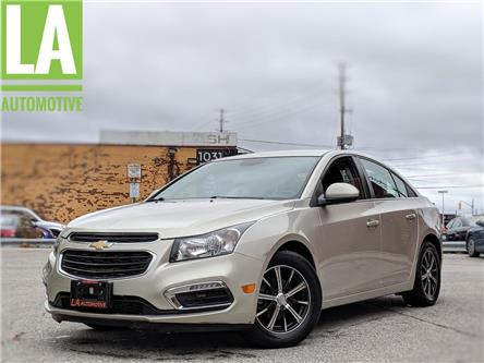 2015 Chevrolet Cruze 1LT (Stk: 3211) in North York - Image 1 of 29