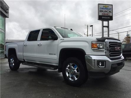 2017 GMC Sierra 2500HD SLE (Stk: 19469A) in Ste-Marie - Image 2 of 29