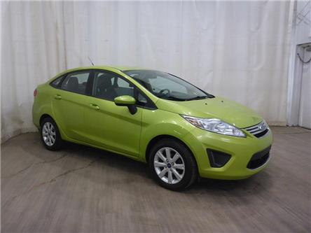 2012 Ford Fiesta SE (Stk: 19100105) in Calgary - Image 1 of 28
