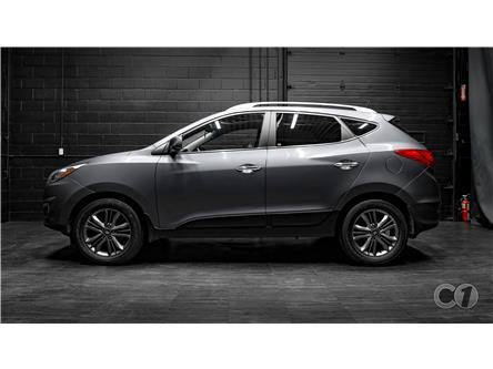 2015 Hyundai Tucson GLS (Stk: CT19-442) in Kingston - Image 1 of 35