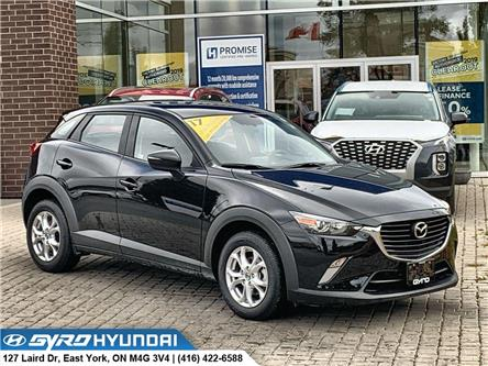 2017 Mazda CX-3 GS (Stk: H5328A) in Toronto - Image 1 of 28