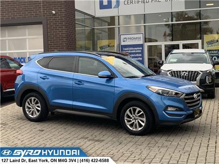 2016 Hyundai Tucson Luxury (Stk: H5350) in Toronto - Image 1 of 30