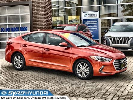 2017 Hyundai Elantra GL (Stk: H5263A) in Toronto - Image 1 of 28