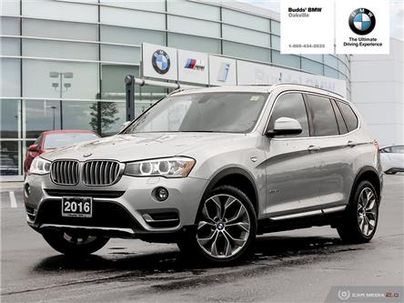 2016 BMW X3 xDrive28i (Stk: DB5757) in Oakville - Image 1 of 25