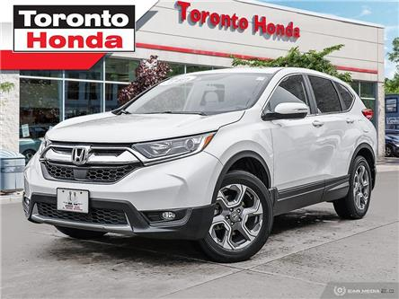 2017 Honda CR-V EX (Stk: 39606) in Toronto - Image 1 of 27