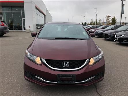 2015 Honda Civic EX (Stk: I191724A) in Mississauga - Image 2 of 15