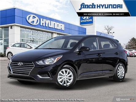 2020 Hyundai Accent Preferred (Stk: 91594) in London - Image 1 of 23