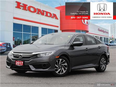 2017 Honda Civic EX (Stk: 20106A) in Cambridge - Image 1 of 27